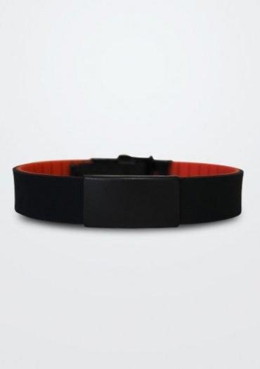 dual-negro-rojo-placa-negro