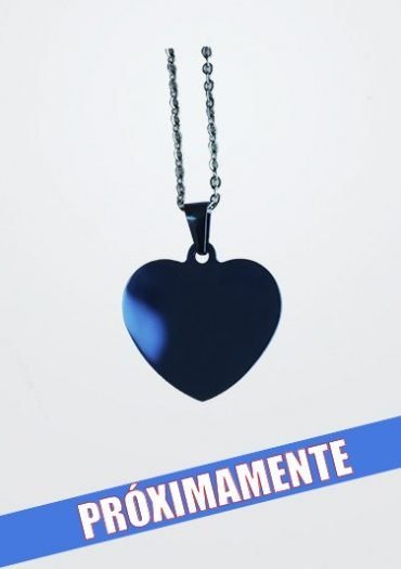 colg corazon blue P