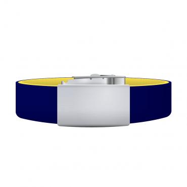 pulsera-dual-azul-amarillo-silver