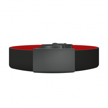 pulsera-dual-negro-rojo-black